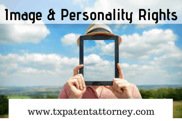 Image & Personality Rights