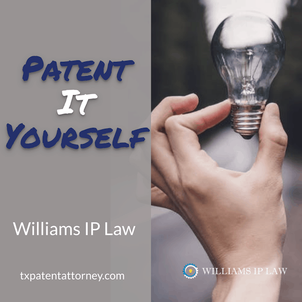 patent it yourself process