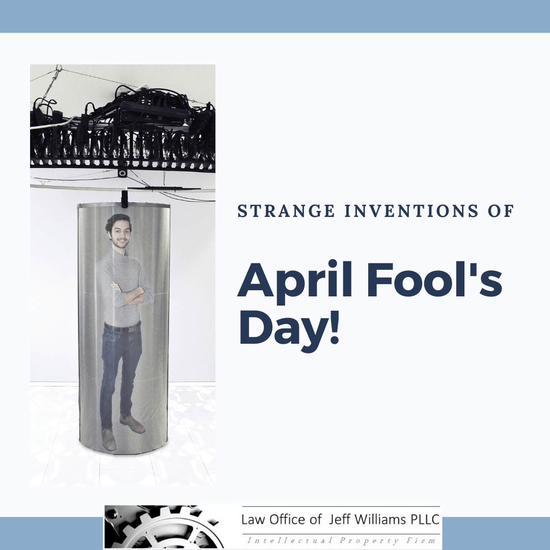 Strange Inventions of April Fool's Day Blog