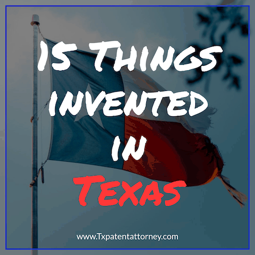 inventions from Texas