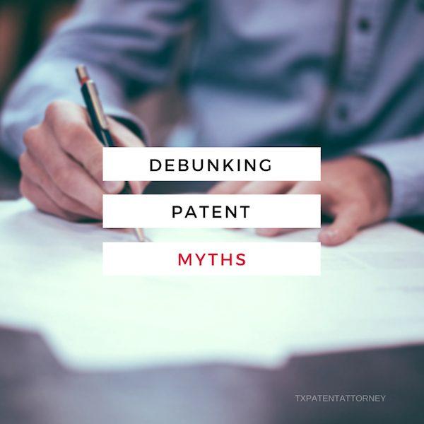 7 Common Patent Myths
